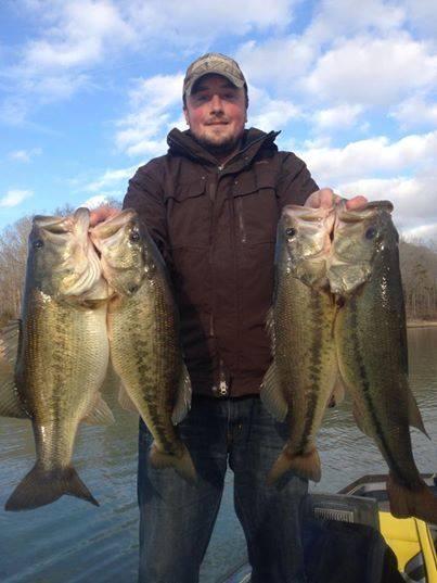 Fishing trip pictures for Lake chickamauga fishing